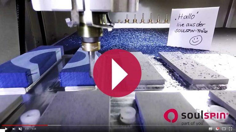 Video Griffe fräsen: So stellen wir die Schlägergriffe für unsere Tischtennishölzer her