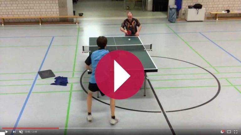 Testbericht Basalt Tischtennisschläger Soulspin in Blattgröße L von Oliver Ayoub